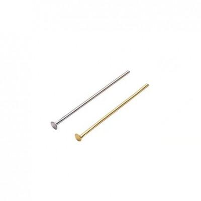Γράνες με φλατ κεφαλή 25mm (συσκευασία/130τμχ.)